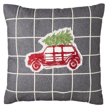 holiday pillows | Studio Style Blog