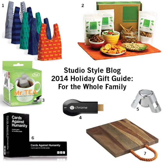 gift guide whole family